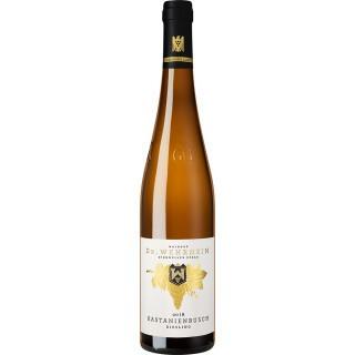 2016 Kastanienbusch Riesling VDP.Großes Gewächs Trocken BIO - Weingut Dr. Wehrheim