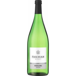 2018 Riesling QbA trocken 1L - Weingut Faschian