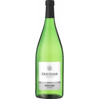 2018 Riesling trocken 1,0 L - Weingut Faschian