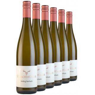 """""""Wilder Riesling""""-Paket - Wein- und Sektgut Hirschmüller"""