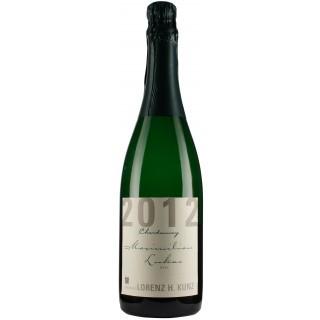 2012 Chardonnay Sekt Extra brut - Weingut Lorenz Kunz