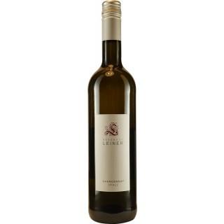 2019 Chardonnay Spätlese trocken - Rebenhof Leiner