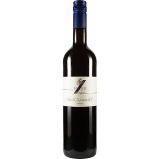 2015 Saint Laurent Rotwein Spätlese feinherb - Weingut Eller