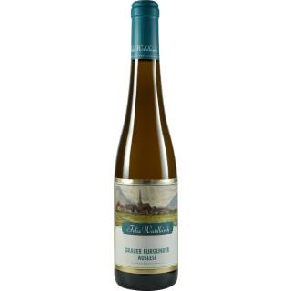 2015 Grauer Burgunder Auslese 0,375L - Weingut Felix Waldkirch