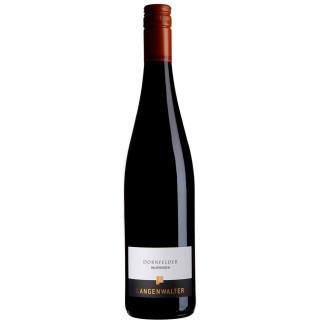 2018 Dornfelder halbtrocken - Weingut Langenwalter