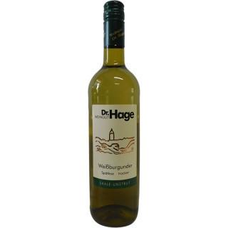 2015 Weißburgunder Spätlese trocken - Weingut Dr. Hage