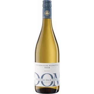 2018 DOM Weißburgunder Trocken - Bischöfliche Weingüter Trier