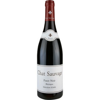 "2016 Pinot Noir Rheingau ""Selection Schulz"" - Weingut Chat Sauvage"