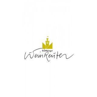 2018 Riesling feinherb ** BIO - Weingut Weinreuter