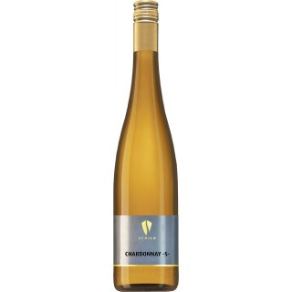 2019 Chardonnay -S- im Barrique gereift feinherb - Weinhaus Schild & Sohn