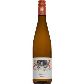 2018 Schaefer Riesling feinherb VDP.Gutswein BIO - Weingut Karl Schaefer