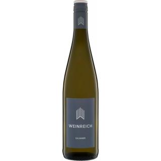2017 Silvaner trocken Bio - Weingut Weinreich