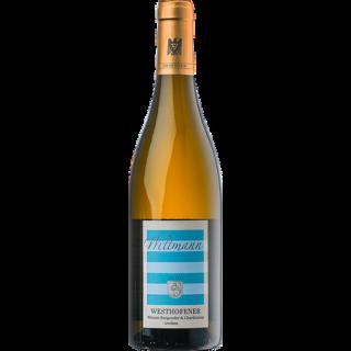 2016 Westhofen Weissburgunder & Chardonnay VDP.Ortswein Trocken - Weingut Wittmann