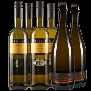"""Sauvage Sauvignon Blanc Wein & Sekt - """"Wild & Edel"""" - Weingut Gehrig"""