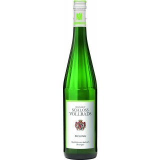 2018 Riesling Qualitätswein VDP.Gutswein feinherb - Schloss Vollrads