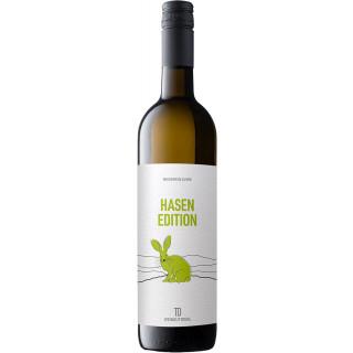 2019 HASEN EDITION Weisswein Cuvée lieblich - Weingut Diehl