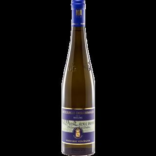 2016 Meersburger Chorherrnhalde Riesling trocken VDP.Grosse Lage - Weingut Markgraf von Baden - Schloss Salem