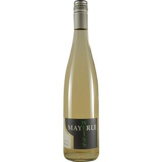 2019 MAYERLE WEISS, Weißweincuvée feinherb - Weingut Mayerle