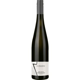 2020 Riesling mit Gewürztraminer Kabinett - Weingut Amalienhof