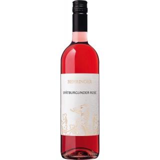 2019 Spätburgunder Rosé - Weingut Behringer