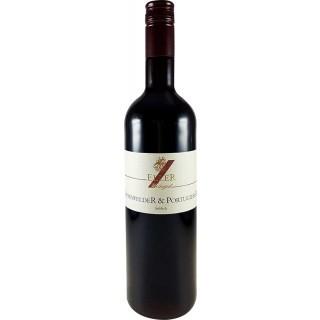2015 Dornfelder & Portugieser Cuvée lieblich - Weingut Eller
