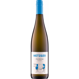 2020 Pastorenstück Chardonnay trocken - Weingut Metzger