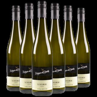 Scheurebe Paket feinherb - Weingut am Vögelein