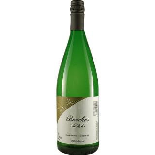 2019 Bacchus lieblich 1L - Weingut Dieter Heinz
