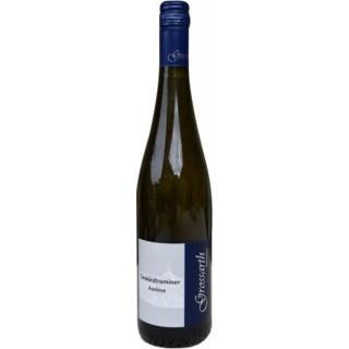 2018 Gewürztraminer Auslese - Weingut Grossarth