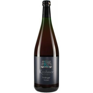 2018 Trollinger trocken 1L - Weingut Krohmer