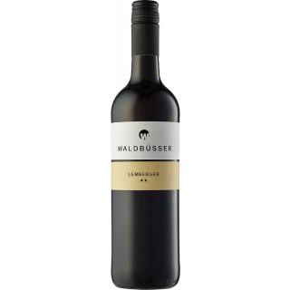 2015 Lemberger halbtrocken - Weingut Waldbüsser
