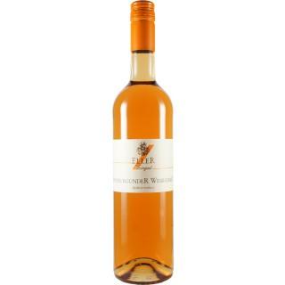 2015 Spätburgunder Weißherbst Spätlese trocken - Weingut Eller