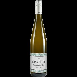2018 Handwerk Grauburgunder trocken - Weingut Brandt