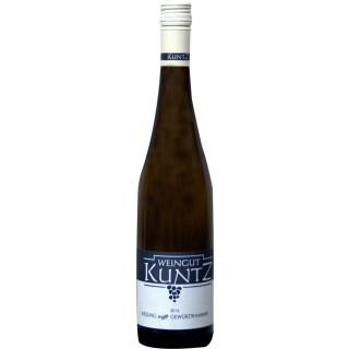 2018 Riesling trifft Gewürztraminer - Weingut Kuntz