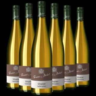Spargelwein Klassiker - Silvaner halbtrocken - Weingut Franz Jäckel