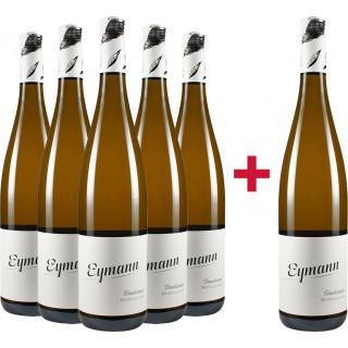5+1 Gönnheimer Weißburgunder Paket - Weingut Eymann
