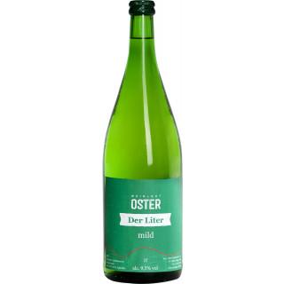 2019 Der Liter lieblich 1,0 L - Weingut Oster