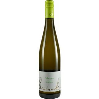 2017 Silvaner trocken - Weingut Brinkmann