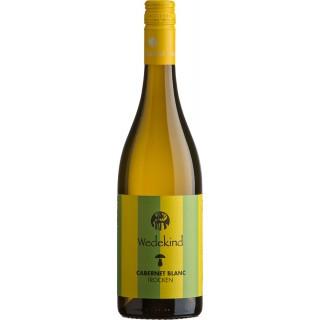 2018 Niersteiner Cabernet blanc trocken BIO - Weingut Wedekind