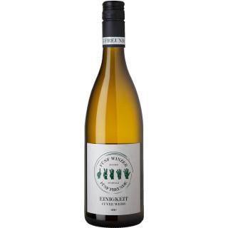 2018 Fünf Freunde Cuvée Einigkeit trocken BIO - Weinmanufaktur Dr. Wehrheim