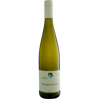 2018 Rosengartencuvée QbA BIO - Weingut Manderschied