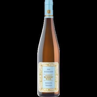 2018 Kiedricher Riesling trocken - Weingut Robert Weil