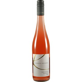 2020 Portugieser Weißherbst fruchtsüß lieblich - Weingut Kinges-Kessel