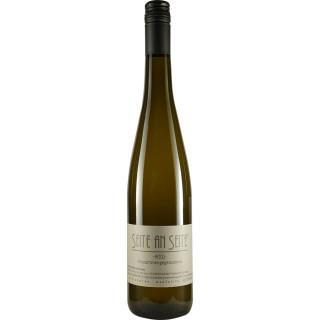 2019 Seite an Seite weiß - Weingut Lahm