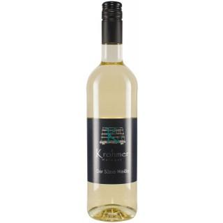 2016 Der Liebliche Weiße - Weingut Krohmer