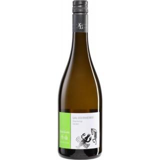 2017 Gau-Odernheimer Chardonnay trocken - Weingut Krebs Grode