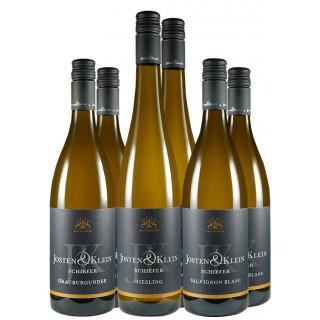 """""""Josten & Klein-Probierpaket"""" trocken - Weingut Josten & Klein"""