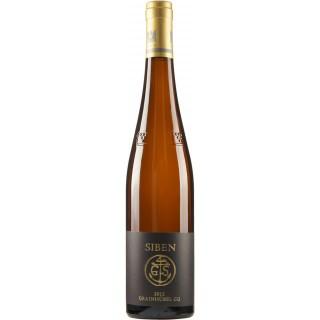 2017 Grainhübel Deidesheim GG Riesling Qualitätswein trocken BIO - Weingut Georg Siben Erben