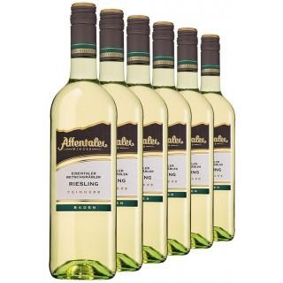 """2019 """"Winzer-Edition"""" Eisentaler Betschgräbler Riesling QbA feinherb (6 Flaschen) - Affentaler Winzer"""