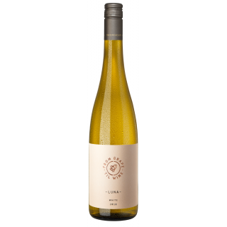 2018 Luna White - From Grape Til Wine Trocken BIO - Weingut Dreissigacker